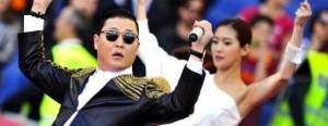 YouTube频道点击率最高艺人Psy