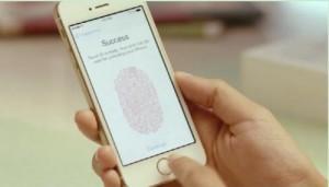 苹果新专利:指纹识别传感器或将移到显示屏上