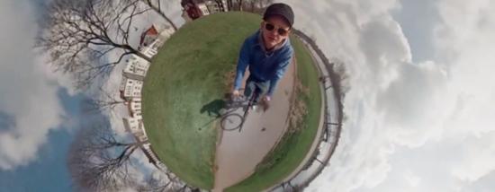 Youtube正式上线360度全景视频