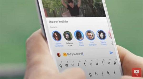 YouTube越来越向社交网络转变