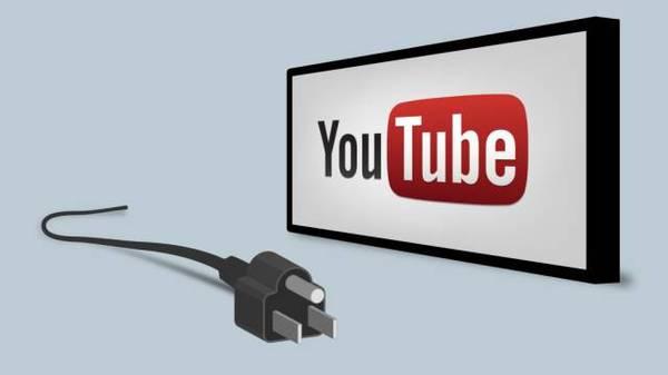 YouTube推电视直播挑战传统媒体