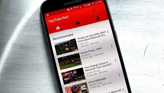 YouTube正打算制作原创节目