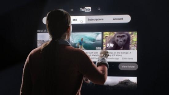 YouTubeVR正式登陆Steam平台