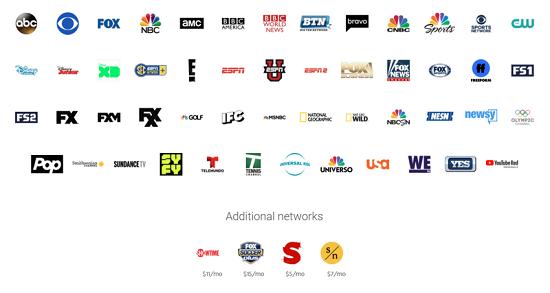 YouTube TV 应用程序正式登陆 Apple TV