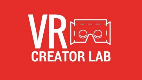 YouTube资助VR创作者扶持其VR Creator Lab项目